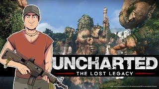 La Ciudad Escondida | Uncharted the Lost Legacy Ep. 5 (Audio Latino)