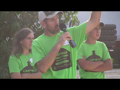 Canfield Family Farm - Direct-Marketing and On-Farm Feed Business