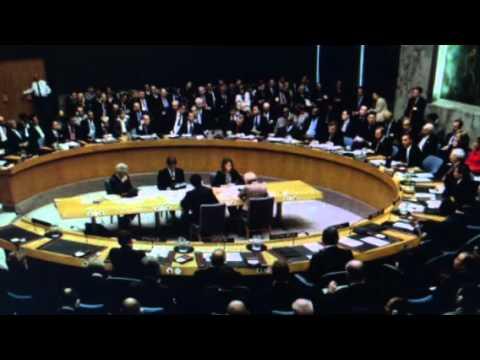 """UN Security Council Meeting  """"North Korea Hydrogen Bomb"""""""