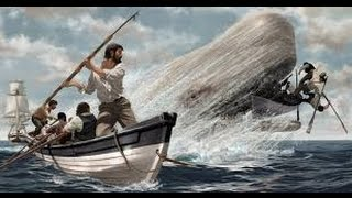 Melville: Moby Dick - Summary and Analysis Chapters 1-3