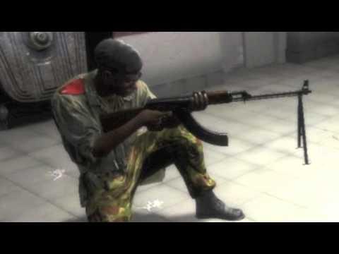 Somalian Music In Black Hawk Down
