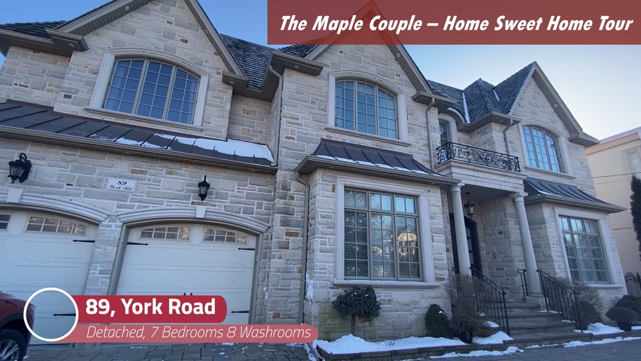 【The Maple Couple Home Sweet Home Series】