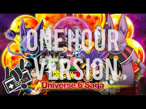 Dragon Ball Super - Believe in Yourself, Unbreakable Determination (ONE HOUR VER.) | Epic Rock Cover