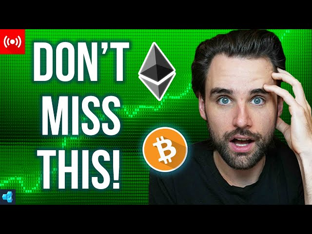 🔴LIVE: Ethereum going crazy | Watch these coins!