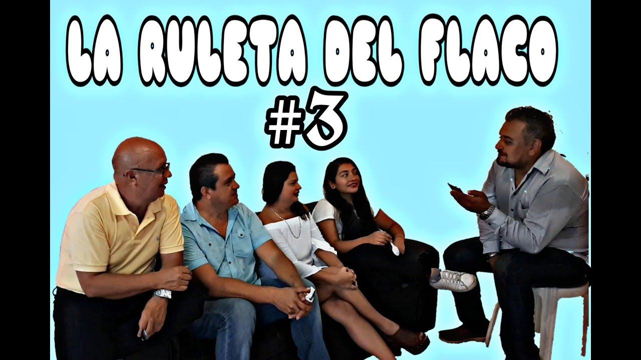 LA RULETA DEL FLACO #3