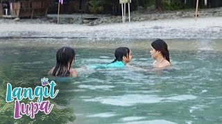 Langit Lupa: Esang learns how to swim | Episode 78