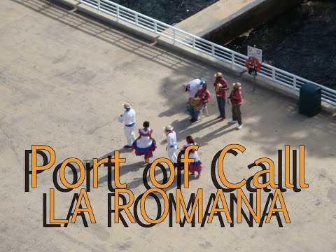 Carnival Cruise BREEZE. Port to Call La Romana. 8 Days Southern Caribbean.