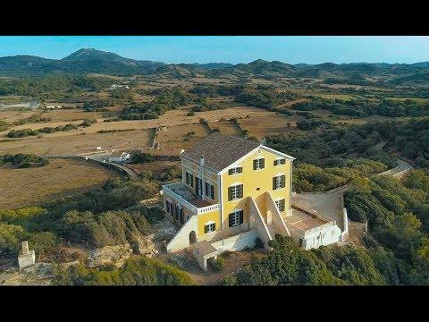 Domaine agricole avec vue et accès direct à la mer, Fornells
