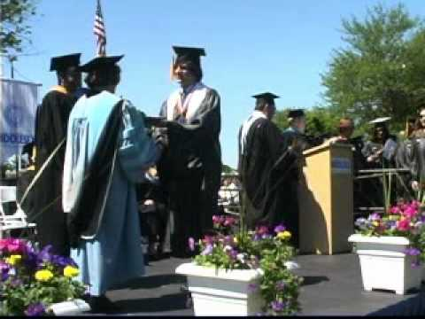 Middlesex County College Commencement Professional Studies