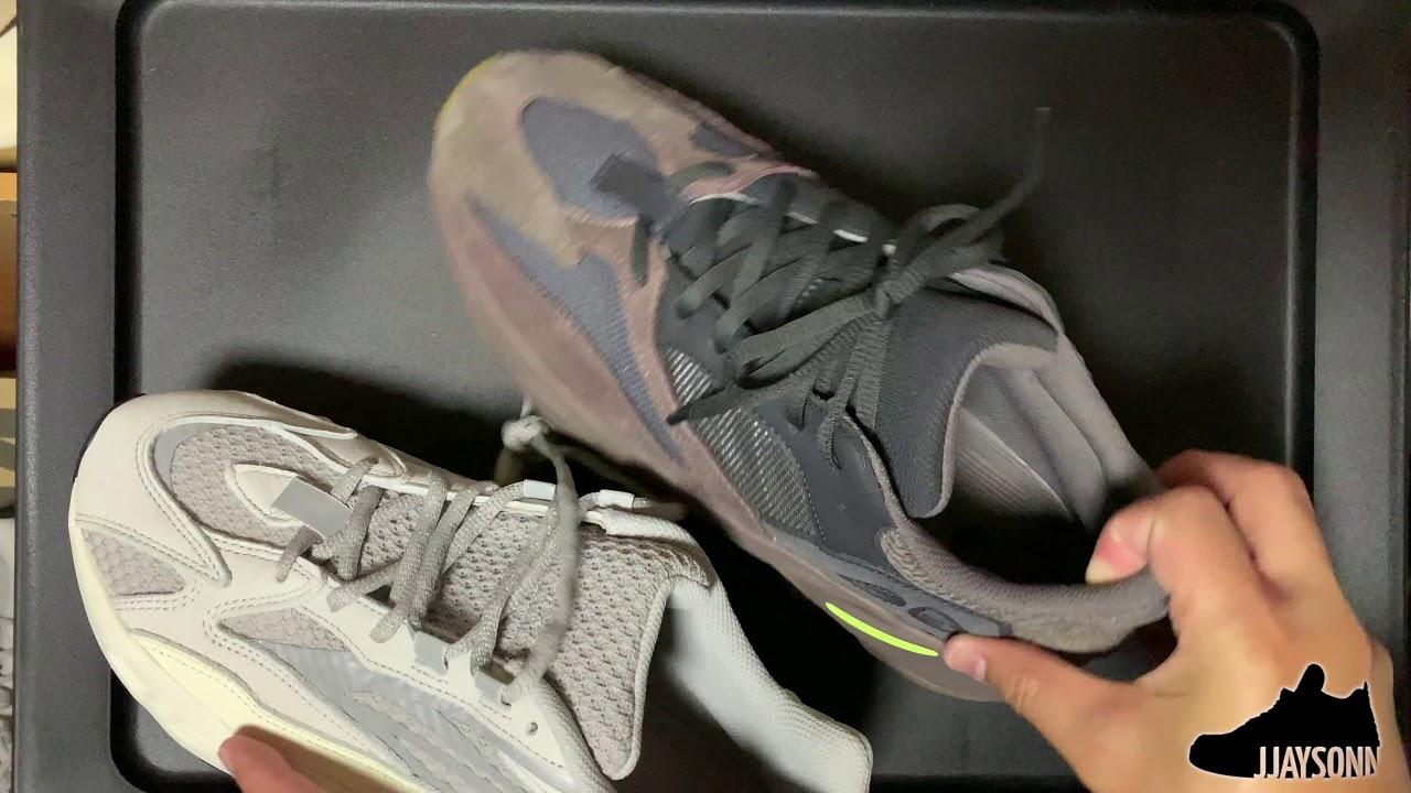 bf48acef01778 Sneaker  Yeezy 700 v2 Static - YouTube
