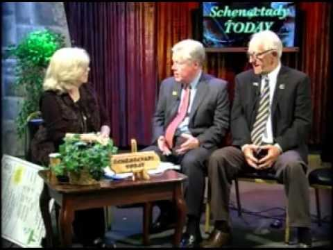 "ESAM on the ""Schenectady Today"" Show - September 18, 2012"