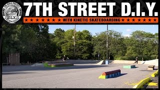 #THEBUILDPROJECT: 7TH STREET DIY streaming