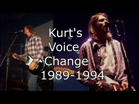 Nirvana  Breed  Kurts Voice Change 19891994  Mix