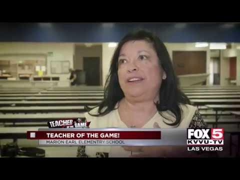 Teacher of the Game: Dr. Stein
