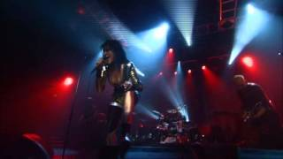 Siouxsie - Nicotine stain (live in koko, 2009)