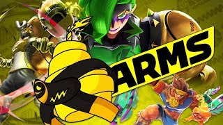 WHEN INSANITY BECOMES PAINFUL | ARMS | Misango, Springtron, and Dr.Coyle thumbnail