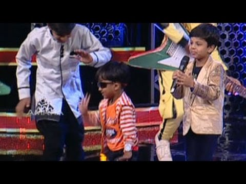 Super Star Junior - 5 | Sreenandh  Singing - engeyum eppothum