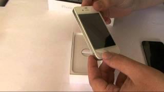 iPhone 4S Déballage - Unboxing 2011!