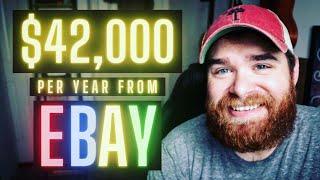 How I Make $42,000 Per Year Selling Stuff on Ebay