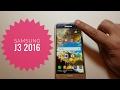 Prise En Main Samsung J3 2016