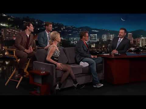 Avengers Cast Talk About The Theory That Ant-Man Will Go Thanos Ass