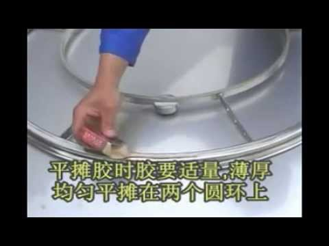operation manual for Sieve making kit(Navector)