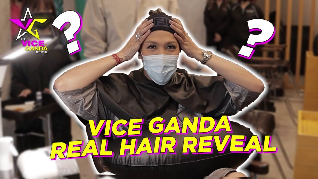 Download Vice Ganda Real Hair Reveal (PART 1)