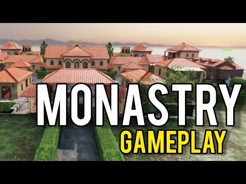 MONASTERY - NEW COD MOBILE  MAP GAMEPLAY