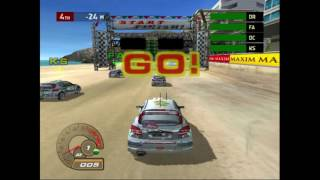 [LP008] Rally Fusion Race of Champions - ROC Challenge - B-class (4/4)
