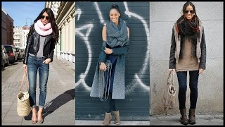Gorgeous Over Sized Scarves To Keep You Warm And Stylish