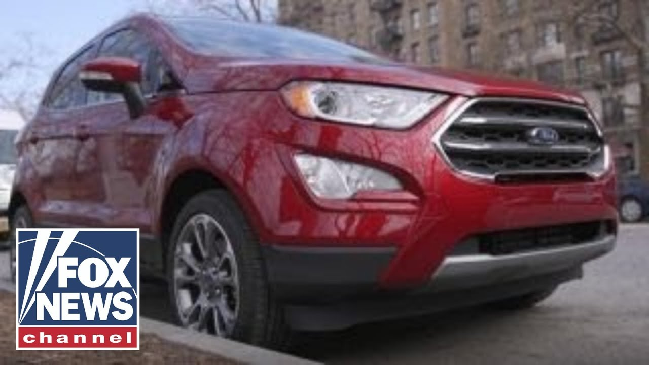 Ford Ecosport Review A Small Suv Thats A Big Deal