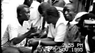Un voyage très douloureux et de retrouvailles familiales à Brazzaville après 19 ans d