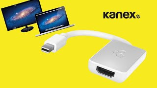 Kanex Mini DisplayPort to HDMI Cable and Adapter (Review)