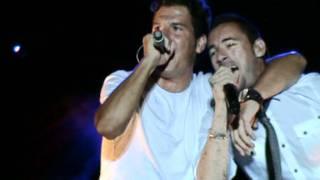 Andy & Lucas - Tus miradas + Quiero ser tu sueño (25Junio11)