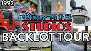 Disney MGM Studios Backlot Tour 1992