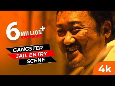 Download Gangster Jail Entry Scene (4K60fps) - Donlee | TheGangster TheCop TheDevil Movie | Saaho Bgm