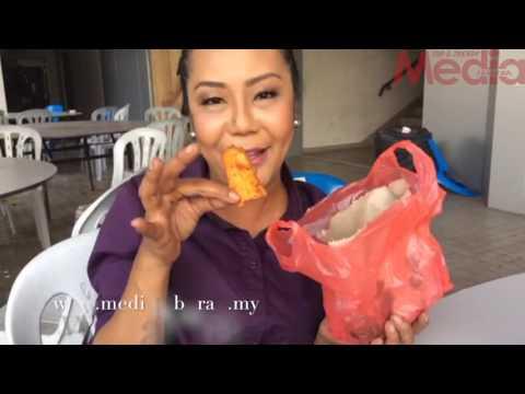MH TV: Isu Viral Gambar Zur Eda Belum Touch Up (Edit)