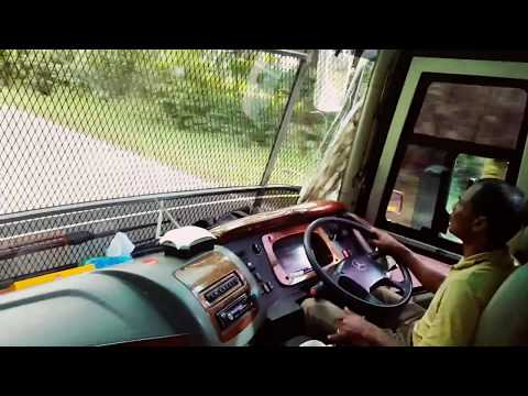 Bus Aceh sopir kurnia ahli manufer
