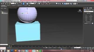 3ds Max для начинающих урок 6 ( выравнивание )