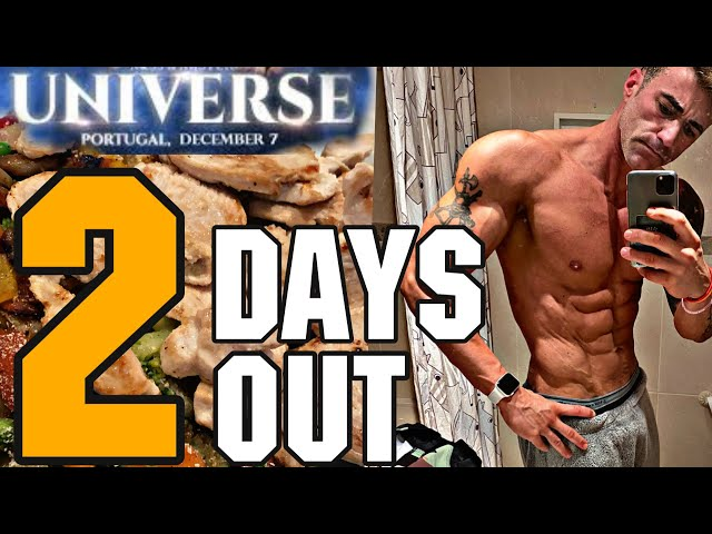 ROAD TO MR UNIVERSE 2020 #5