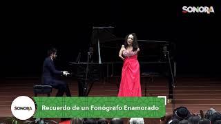 El #FAOT2020 🎼 presenta Concierto de Recuerdos de un fonógrafo enamorado.  #LaMúsicaNosUne  #TardeD