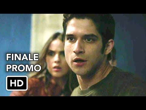 "Teen Wolf 6x20 Promo ""The Wolves of War"" (HD) Season 6 Episode 20 Promo Series Finale"