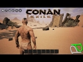 Conan Exiles - First Look and Staring Out!