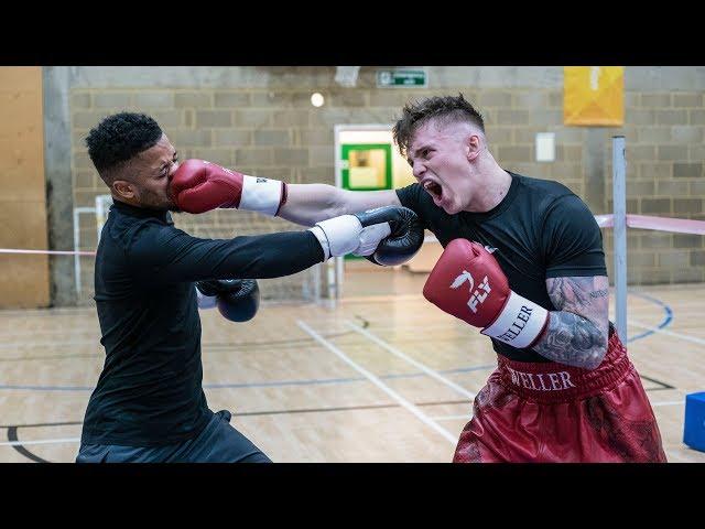 Joe Weller Vs Jeremy Lynch - Winner Gets $25,000 (Boxing Match)