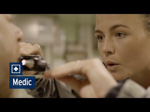 Navy - Medical Sailor - Renee