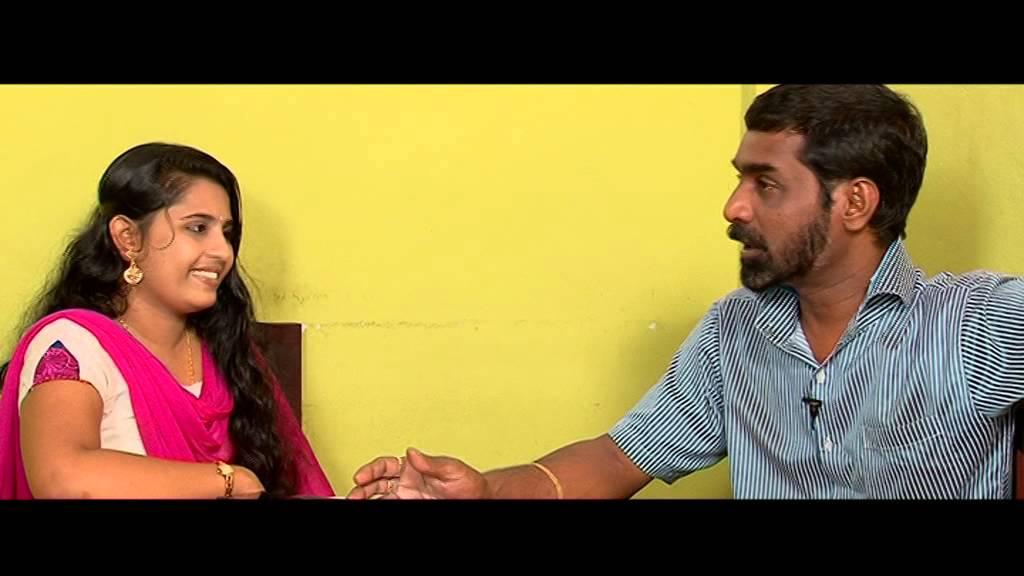 Sajan Palluruthi With Malabar Fashion Lady
