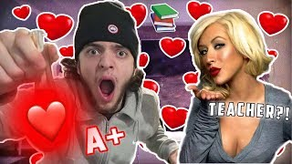 ORDERING L0VE POTION FROM THE DARK WEB AND USING IT ON MY TEACHER!! *SHE WANTS TO GO OUT WITH ME* thumbnail