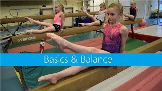 Basics & Balance » Balance Beam