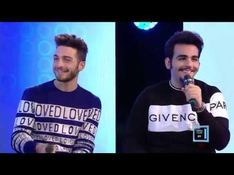 Il Sanremo Italiano con Il Volo - Radio Italia Intervista