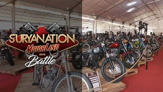 Suryanation Motorland Battle 2018 Medan